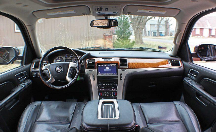 2014 Cadillac Escalade ESV Platinum AWD