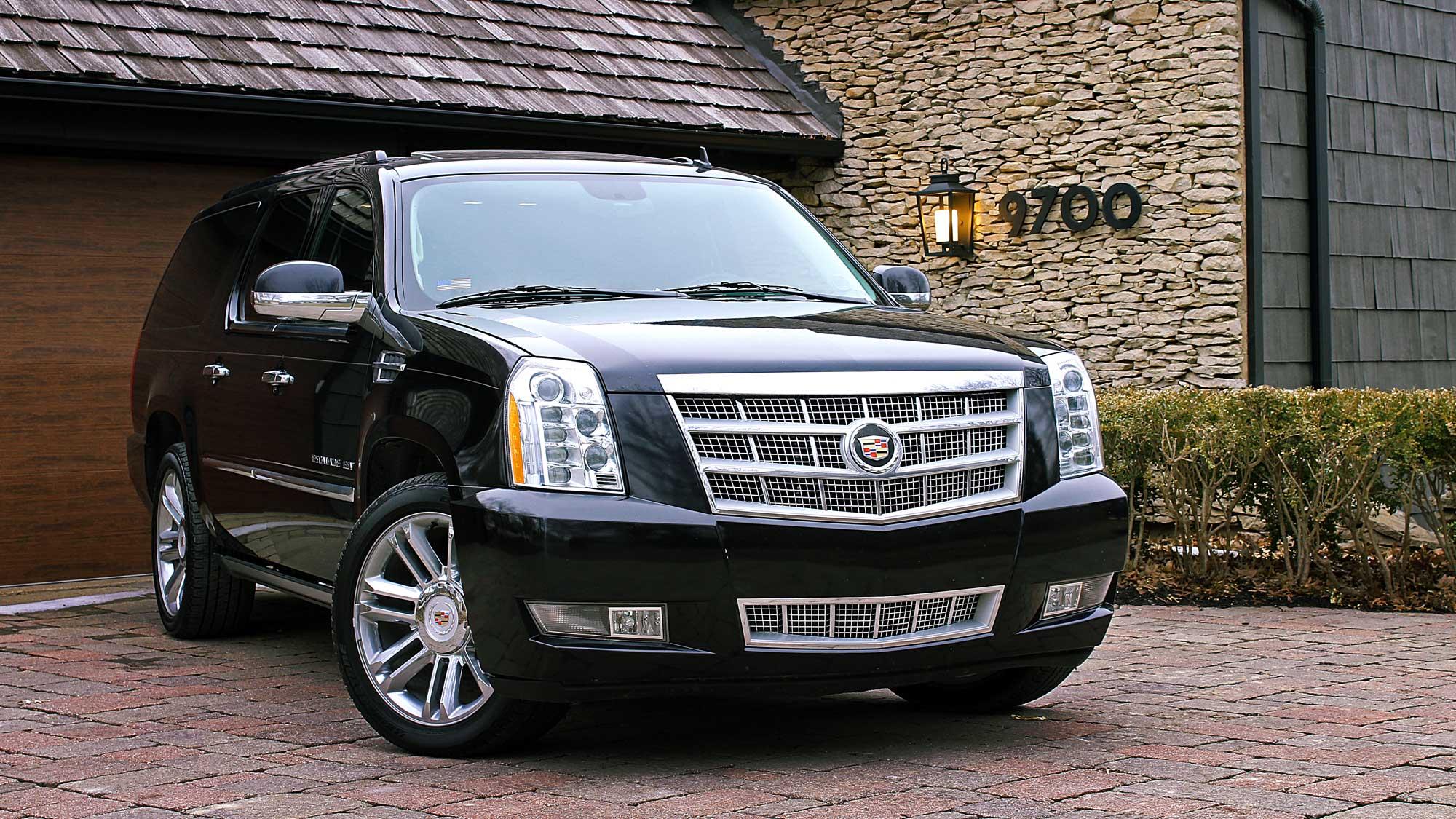 2014 Cadillac Escalade ESV Platinum AWD - American Renegade