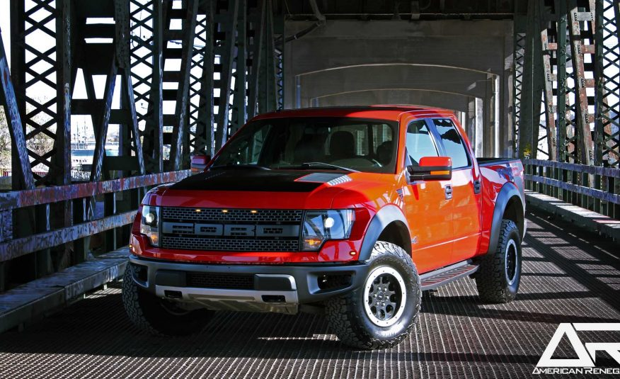 2014 Ford F150 SVT Raptor