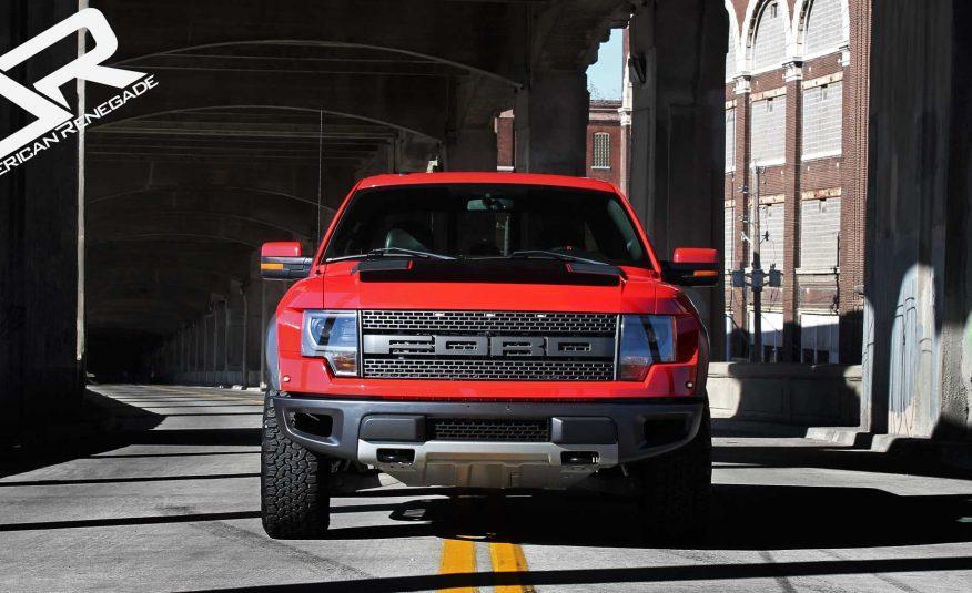 2014 Ford F150 SVT Raptor