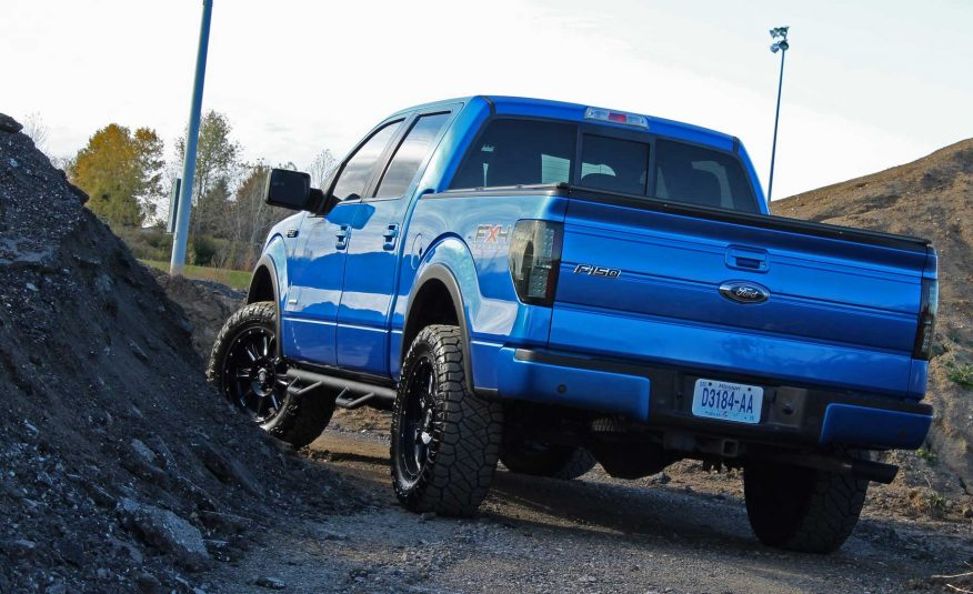 2011 Ford F150 FX4